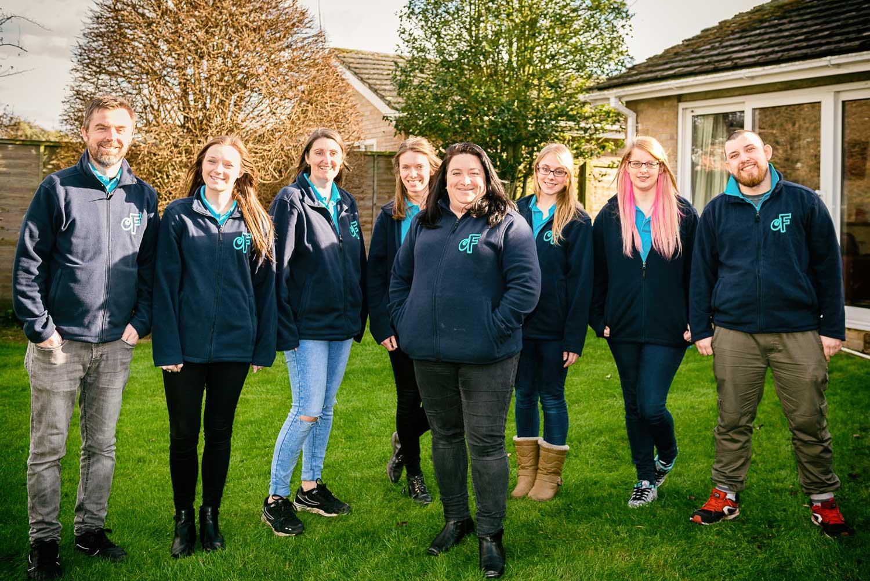 operation freedom staff care provider oxfordshire